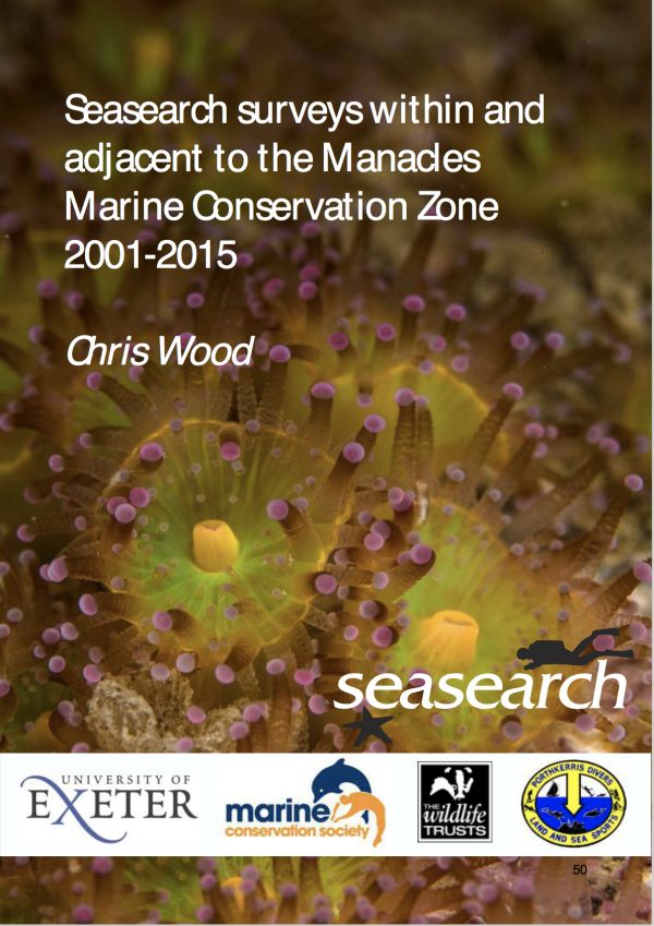 Chris Wood Manacles Report 2001-2015